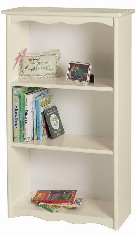 """Jessica Traditional Child's 40"""" Bookcase"""