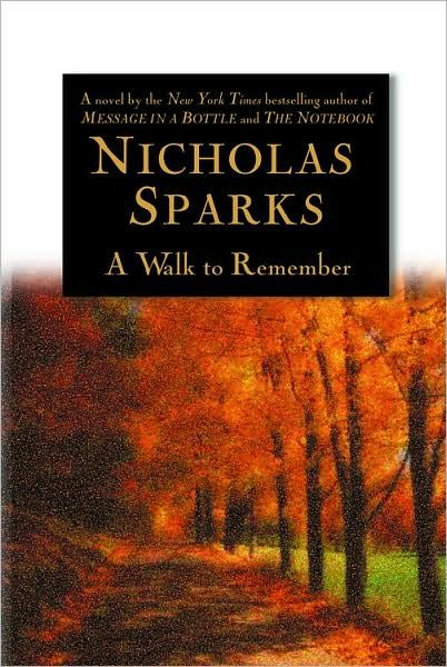 I like the book and movie versions equally for their own take on this story, but this is definitely worth the read. A Walk To Remember.