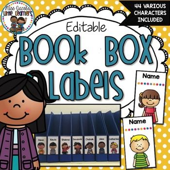 17 Best ideas about Book Box Labels on Pinterest ...
