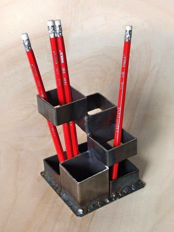 Accessories Industrial Organizer Coworker Storage Pencil