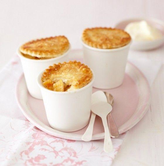 Tassen-Pies - Rezepte: Kleine Kuchen - 16 - [ESSEN & TRINKEN]