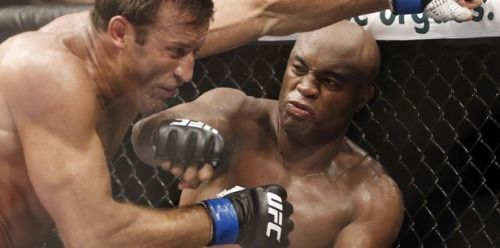 Anderson Silva no peleará en cartelera de UFC en Brasil...