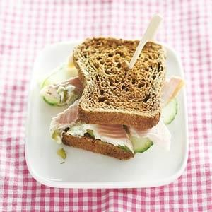 High Thea Sandwich forel