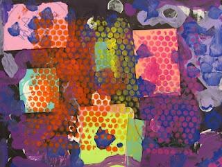 Art in the Big Green Room: Kindergarten Abstract Circles cahier d'histoire de l'art ?