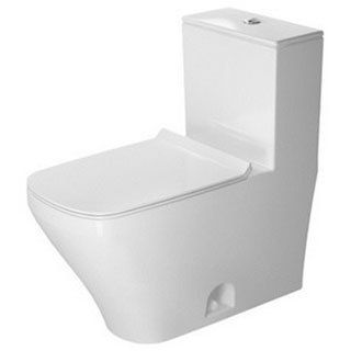 Shop for Duravit Durastyle One-piece Toilet 12-inch Rough Dual Flush 14.63-inch x 28.38-inch Temp. Get free shipping at Overstock.com - Your Online Home Improvement Outlet Store! Get 5% in rewards with Club O!