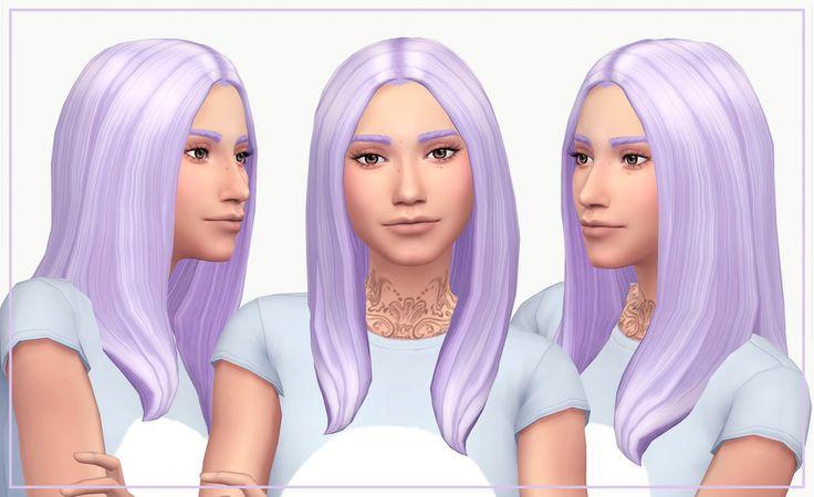 Laura Hair V1 | WildlyMiniatureSandwich