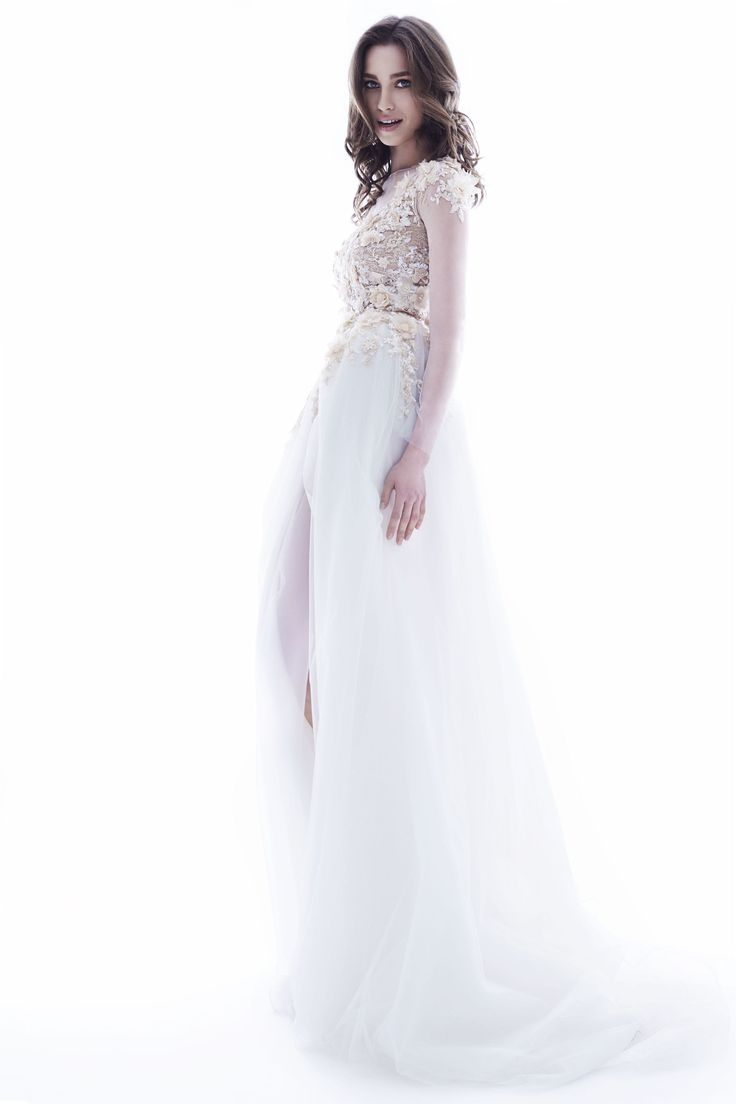 Lucie bridal gown