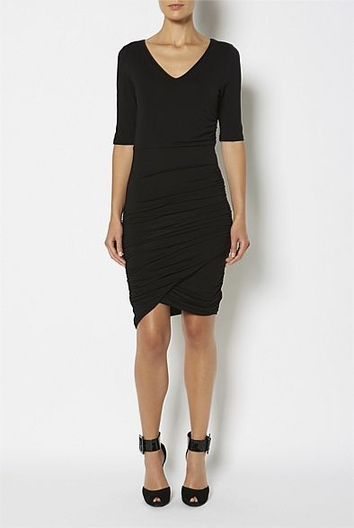 #junesale Sale Her | Witchery - Twist Jersey Dress