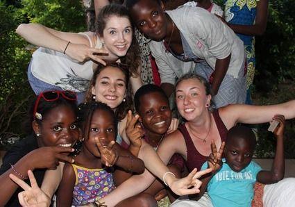 Une mission humanitaire au Bénin