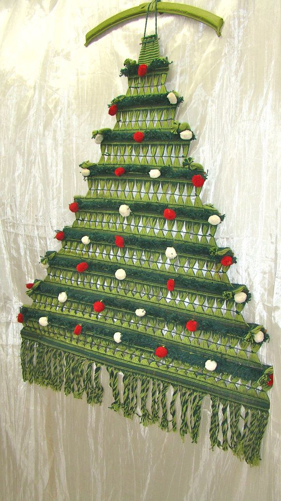 Wall Hanging Christmas Tree 11 best macrame images on pinterest | macrame knots, beads and