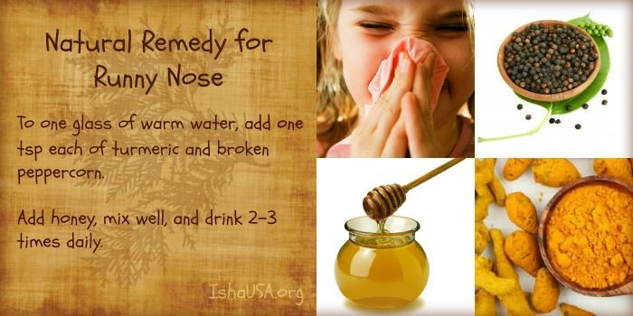 Home Remedy For Dry Cough And Running Nose