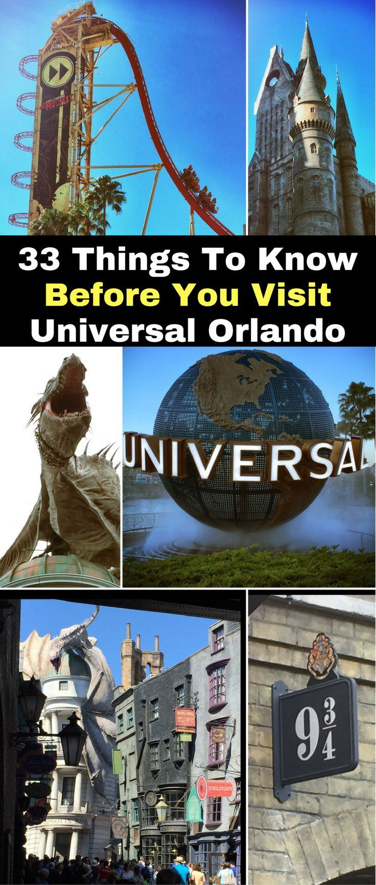 Before you book your trip, read this advice for planning a trip to the Universal Orlando theme parks. Awesome tips, excellent hacks for Harry Potter world.
