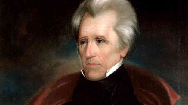 Andrew Jackson is the only president to kill a man in a duel.   21 Shocking Facts About U.S. Presidents