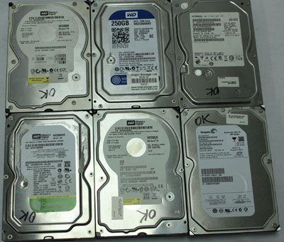 HDD-uri 250Gb SATA sau IDE second hand http://www.unick.ro/hdd-250gb