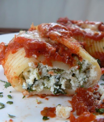 MIH Product Reviews Giveaways: Stuffed Pasta Shells