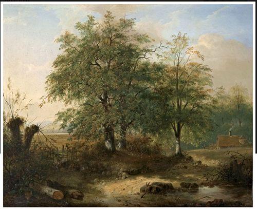 lukisan raden saleh