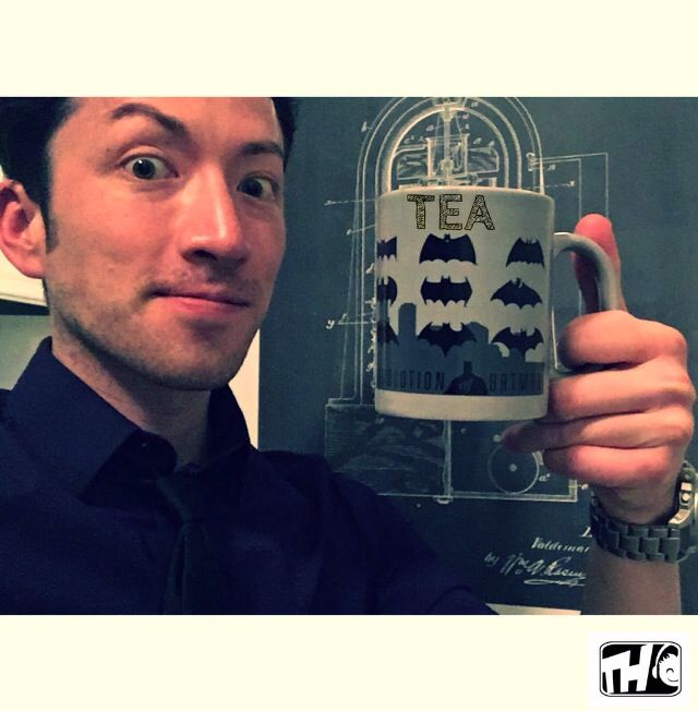 Todd Haberkorn is too adorable to handle