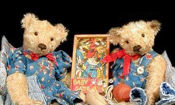 Teddy-Bears.Org : Teddy Bear Artist Murphy Bears by Pat Murphy
