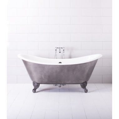 Albion Bath Company - Imperium Bad op Pootjes : Het Ultieme Vrijstaande Bad op Pootjes