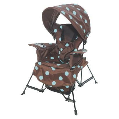 Kelsyus Go With Me Chair Blue Dot 795861803814 Your