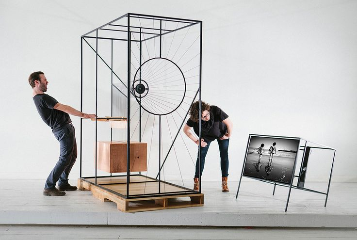 Shutterstock commissioned Félix Guyon, in collaboration with SID LEE, to create 3 innovative machines from a time somewhere between the past & the future.
