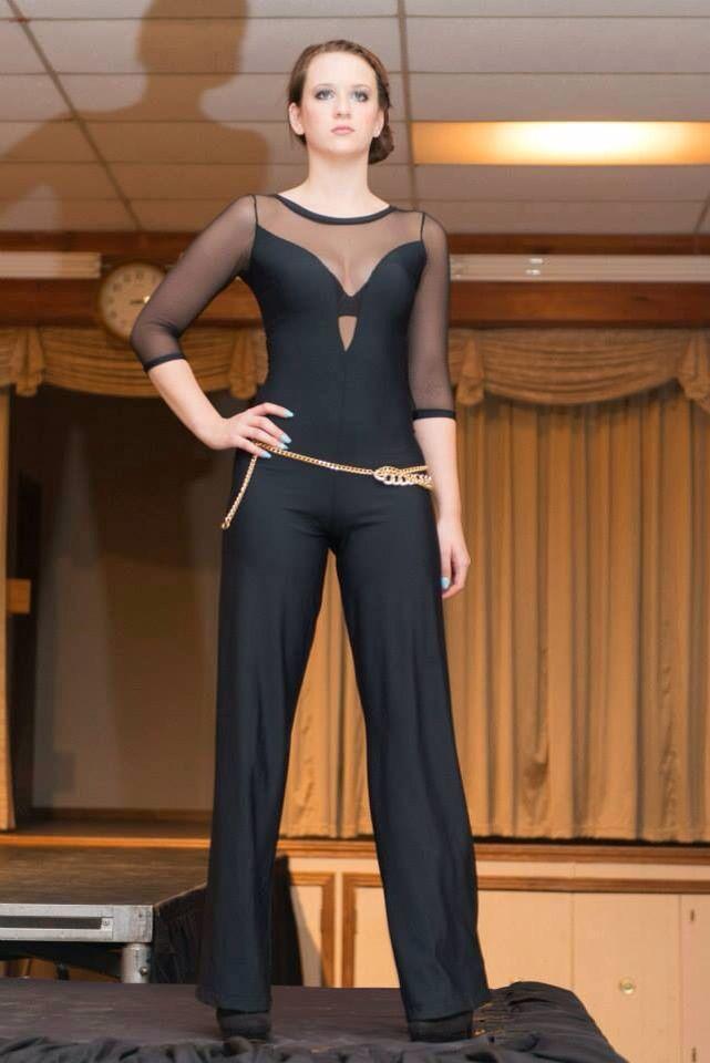 "SMTM Model ""Kirsten"" @ the Let Them Shine Fashion Show 2013"