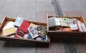 quanti libri ci hanno portato! bravi bookcrosser!