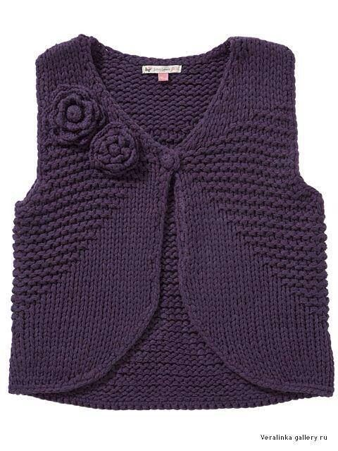 "Bebek Yelek [ ""Point mousse et jolie rose"", ""Bebek Yelek like the mix of stitches"", ""Gallery: Models of Blouses and Jackets Knits ~ CTejidas [Crochet and Two Needles]"" ] #<br/> # #Baby #Knitting,<br/> # #Baby #Knits,<br/> # #Rose,<br/> # #Crochet,<br/> # #Album,<br/> # #Happy #Birthday,<br/> # #Models,<br/> # #Cardigans,<br/> # #Anna<br/>"