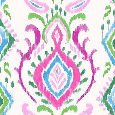 Cabana Rasch Textil Ethnodesign Sommer Ibiza Vliestapete in 6 Farben (5,56€/m)