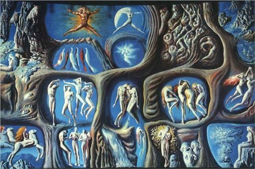 Cosmic Wedding - Sabin Bălaşa (1932-2008)