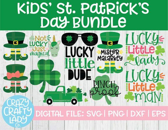 Pin On St Patrick S Day Svg Cut Files