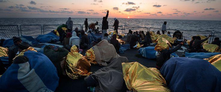 CANTO DE LUZ - LUZ PARA A SUA CAMINHADA ESPIRITUAL: 20 junio de 2017: Día Mundial de los refugiados
