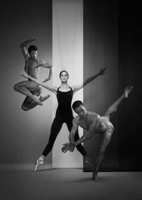 Ballet photography by Erwin Olaf - Dutch National Ballet.