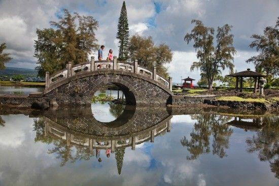 Liliuokalani Gardens on Hawaii Island (Hawaii Tourism Authority/Tor Johnson)