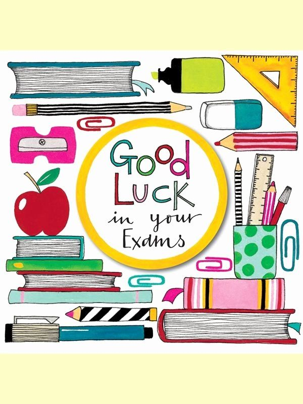 Good Luck Card Template Awesome 18 Best Exams Good Luck Images On Pinterest Good Luck For Exams Exam Wishes Good Luck Exam Good Luck Quotes