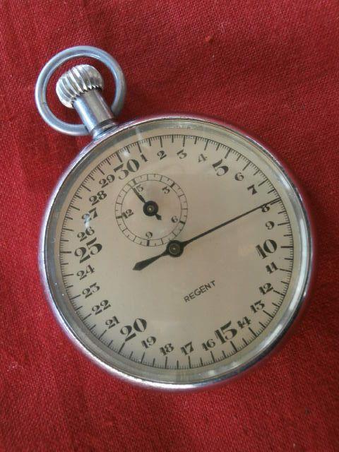 38837c8dc Mecánico Antiguo Reloj Alemán Cuerda De Bolsillo Suizo Cronómetro XiuOZPk