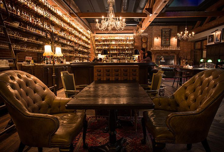 Multnomah Whiskey Library – Portland, Oregon