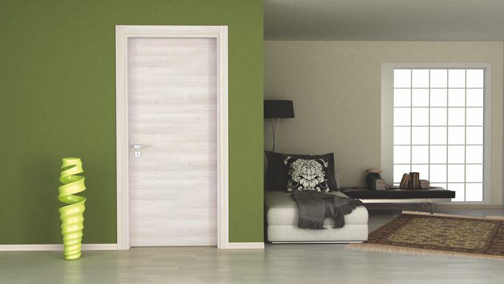 Model: NT2100 Renk: Malta Ceviz  #door #doors #interiordoors #natural #bakisdoor #kapı