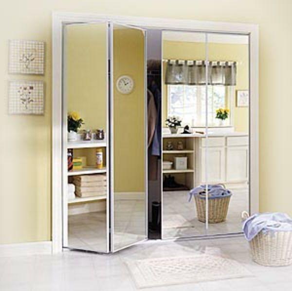 les 25 meilleures id es concernant portes de placard pliantes sur pinterest portes de placard. Black Bedroom Furniture Sets. Home Design Ideas