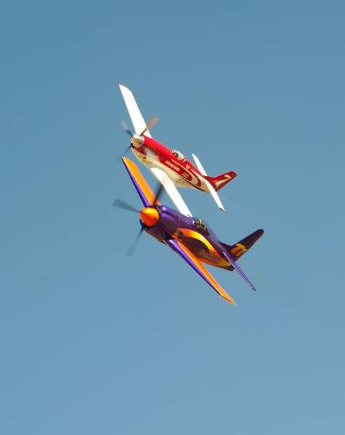The Reno Air Races attracted more than 150,000 spectators from around the world last year. Mike Crowell, president and chief executive officer of the Reno Air Racing Association (RARA),