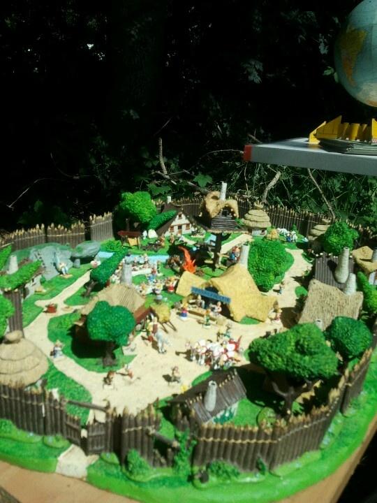 Asterix village anyone?
