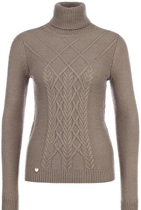 схема узора к пуловеру