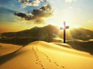 Wie Jezus volgt loopt achter de feiten aan