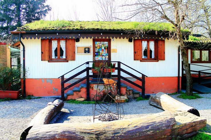 Osteria 'da Bortolino' - Viadana along Po river