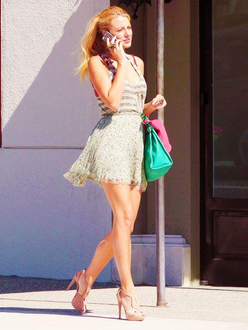 .: Living Style, Celebrity Style, Fashion Icons, Blake Living, Blake Style, Blake Livelyyi, Girls Fashion, Clothing Everywh, Gossip Girls