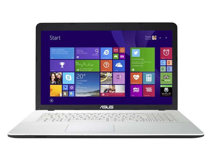 PC portable 17,3 pouces ASUS X751LJ-TY145H prix promo Ordinateur portable Conforama 599.00 € TTC au lieu de 699 €
