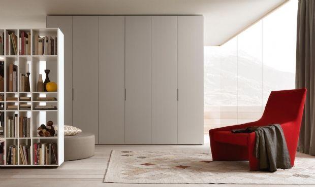 jesse brek hanging door wardrobe | space planning, advice by awhiteroom