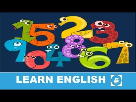 English Course – Lesson 1: Numbers 1-20 - E-Angol