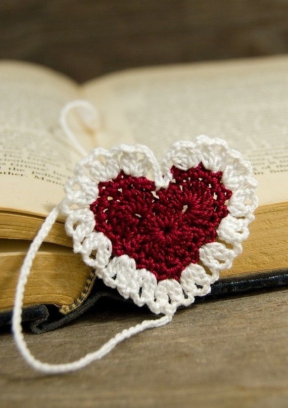 Pure Heartspiration! . ❤CQ #crochet #hearts #valentines    http://www.pinterest.com/CoronaQueen/love/    ♥ Crochet ♥ Hearts ♥