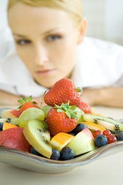 Fruit Calorie Chart
